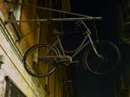 Suspended bicycle