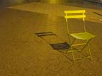 Solitary chair